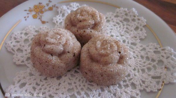 ZOLLETTE SPEZIATE….dolci rose d'inverno