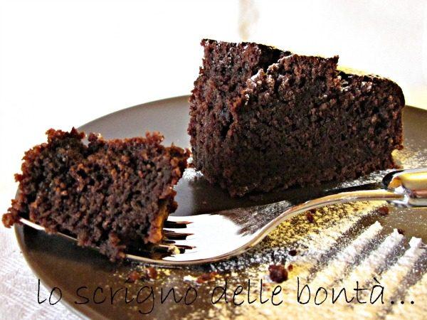 TORTA GUINNESS o guinness cake