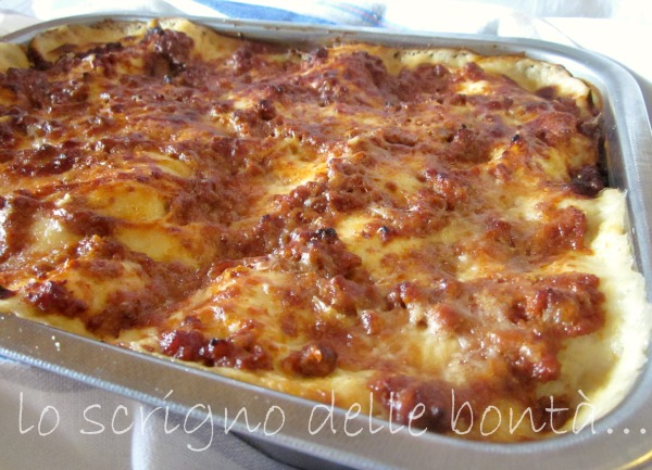 lasagne alla bolognese 1