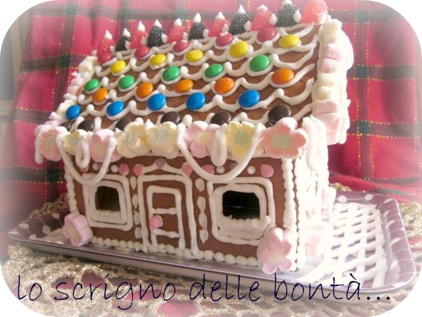 Casetta Di Natale Ikea : Casetta di pan di zenzero per una u cbefana chicu d