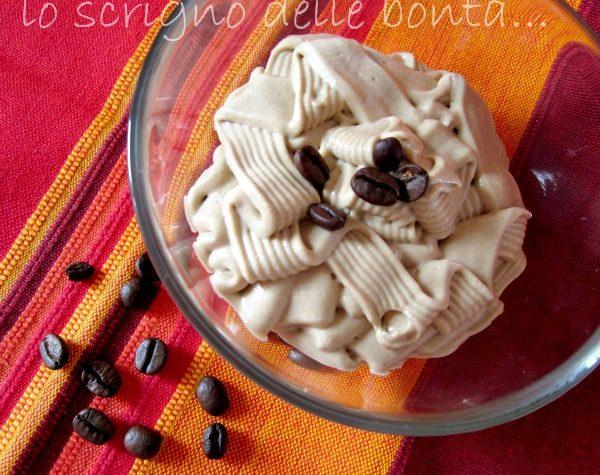 CREMA PASTICCERA AL CAFFE' ricetta di base