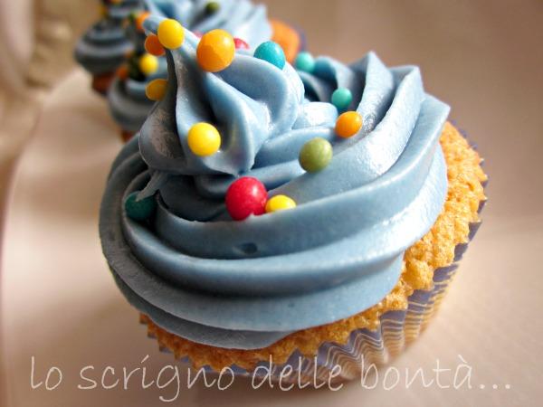 cupcake al cioccolato bianco 1
