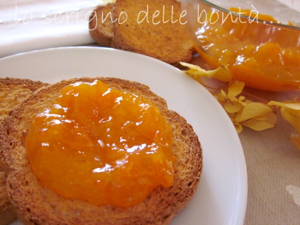 marmellata di mandarini 2