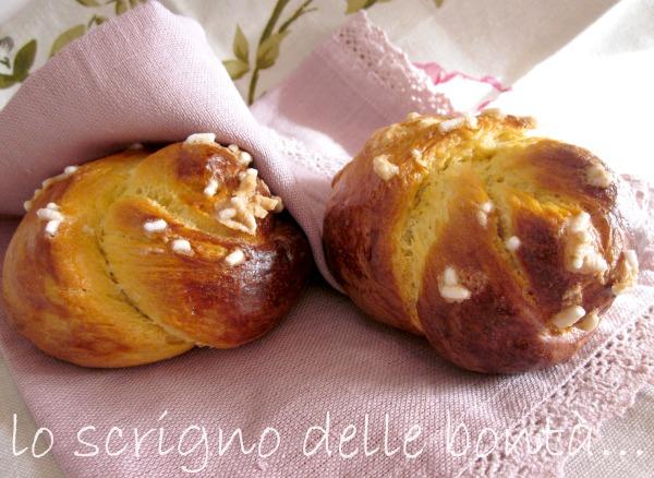 panini dolci con pasta madre 1