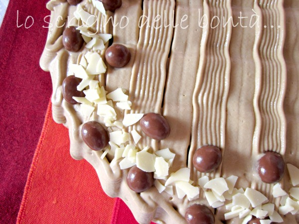 torta al caffè e cioccolato 3