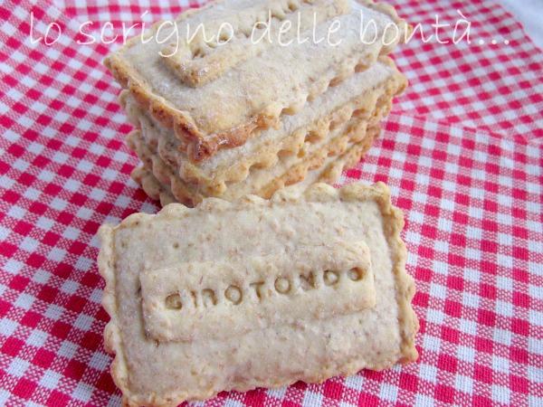 biscotti integrali al miele 1