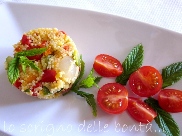 cous cous vegetariano 1