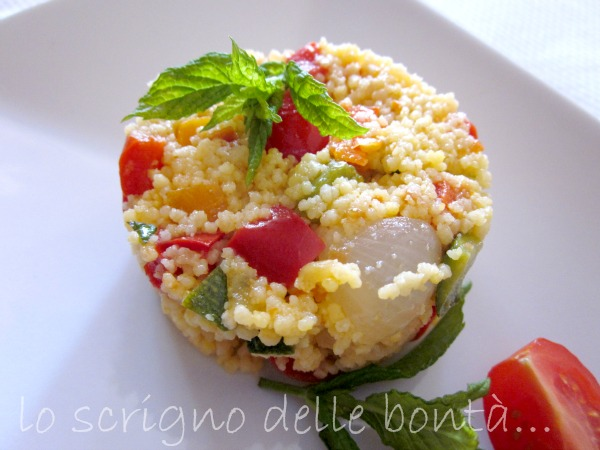cous cous vegetariano 2