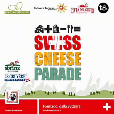 banner sweet cheese parade