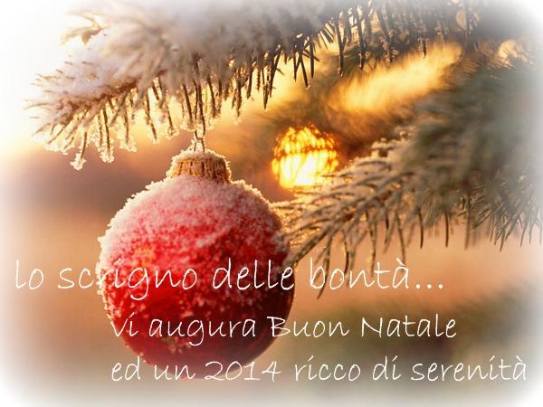 buon natale e buon anno 2014