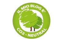 il mio blog a impatto zero di co2