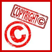 blog coperto da copyright