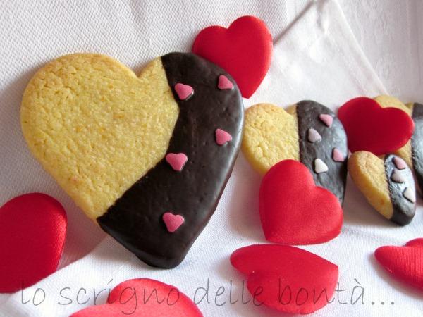 biscotti arancio e cioccolato 3