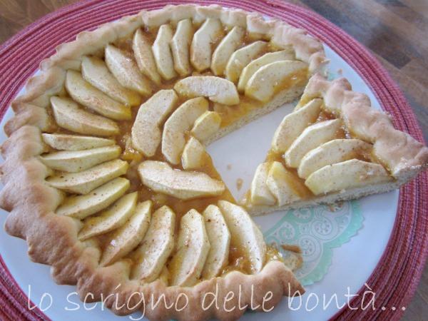 crostata di mele 3