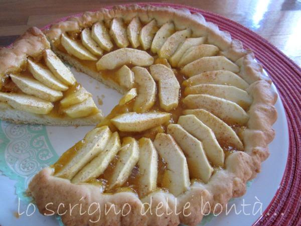 crostata di mele 4