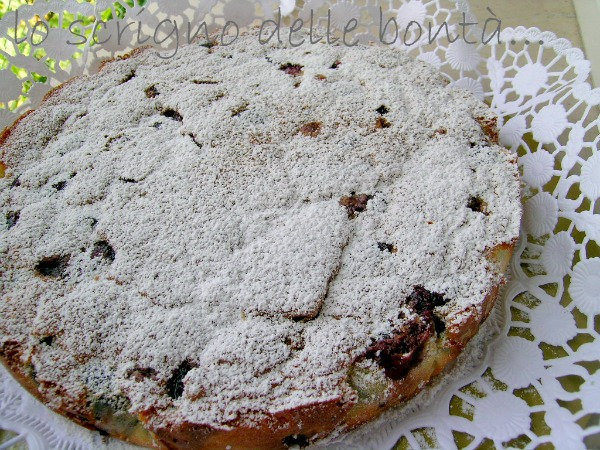 clafoutis alle ciliegie 1