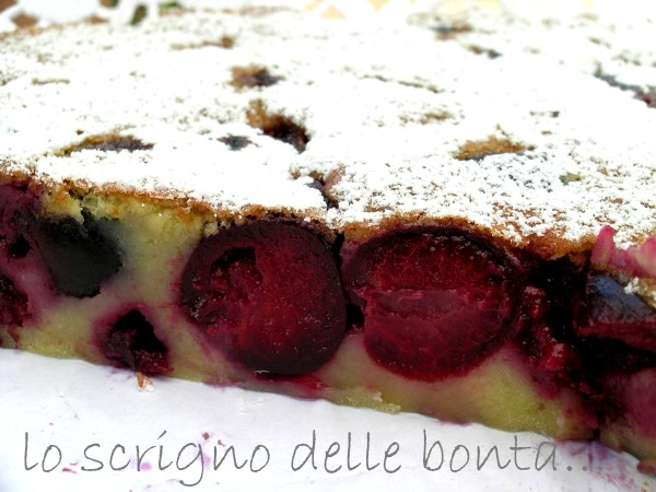 clafoutis alle ciliegie 2