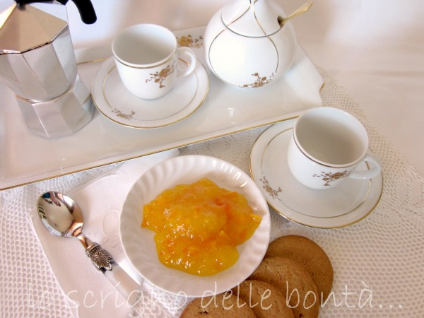 marmellata di arance 1