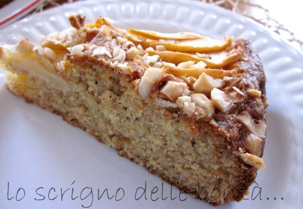 TORTA DI MELE, NOCCIOLE E AVENA … per il nuovo re-cake 2.0