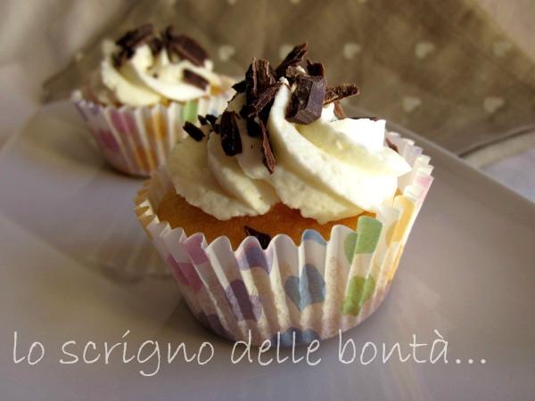 cupcake al limone e cioccolato 2