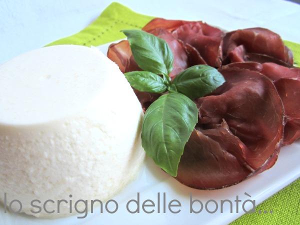 panna cotta al parmigiano 2