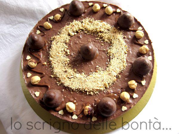 cheesecake al bacio 1