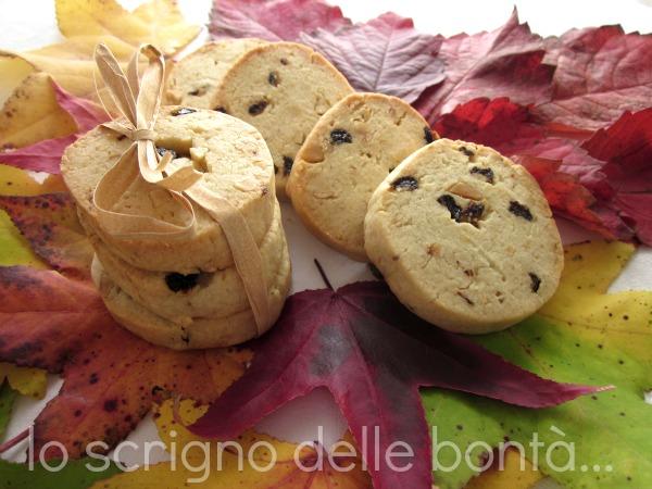 biscotti con frutta secca 3