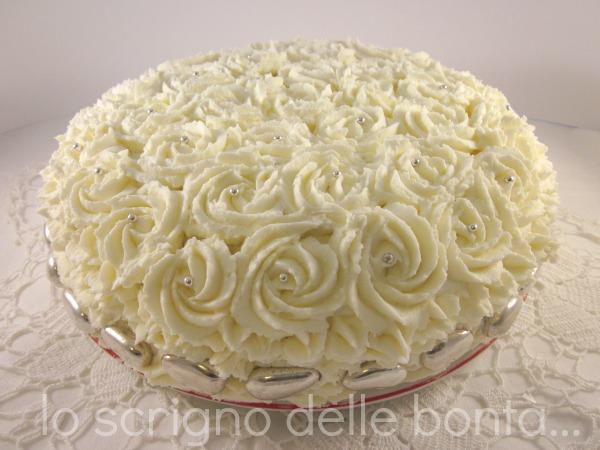 torta nozze d'argento 1
