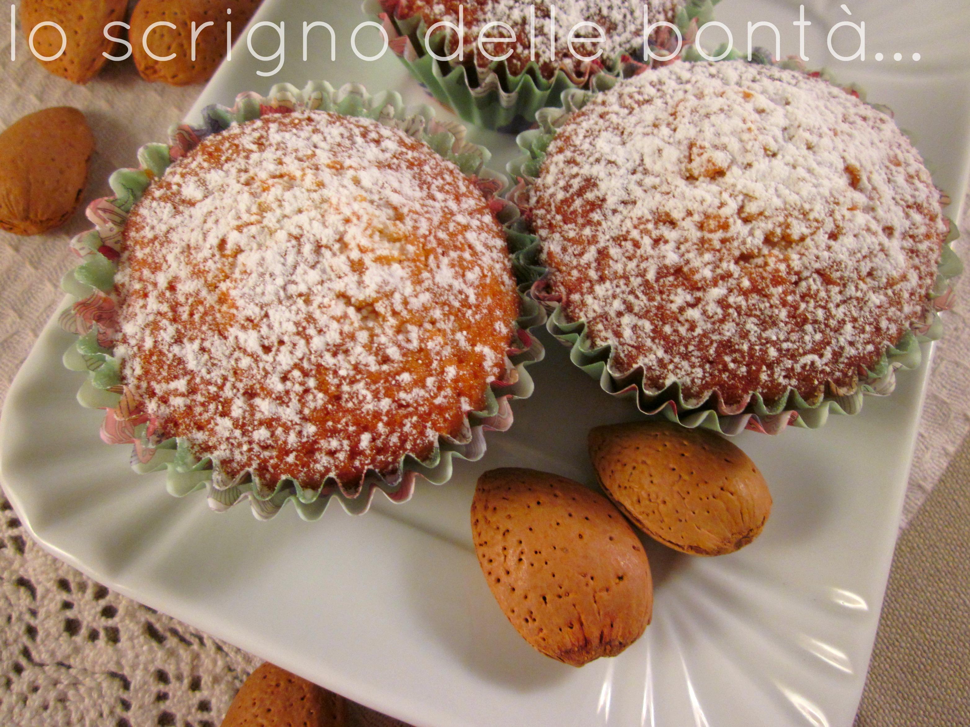 muffin mandorle e miele 2