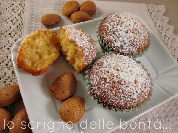 muffin mandorle e miele 3