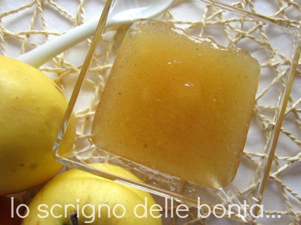 marmellata di mele alla vaniglia e cannella 1