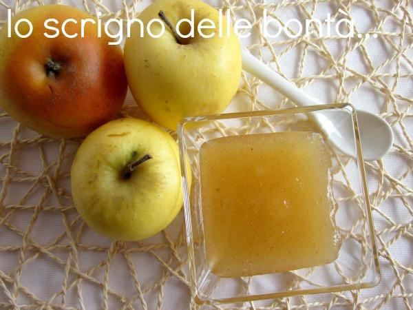 marmellata di mele alla vaniglia e cannella 2