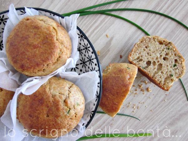 muffin salati arba cipollina 1