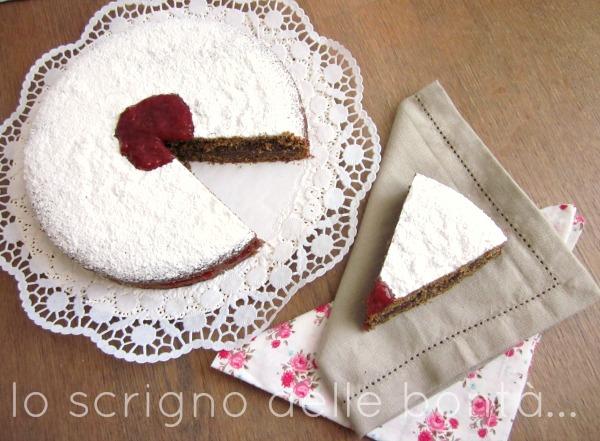 torta al grano saraceno 1