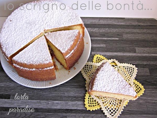 torta paradiso 2