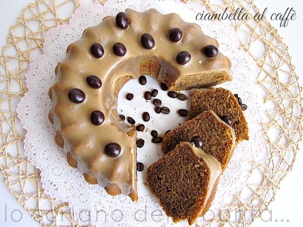 CIAMBELLA SOFFICE AL CAFFE'
